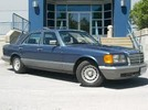 Thumbnail 1984 Mercedes 380SE Service Repair Manual 84
