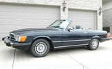 1984 Mercedes 380SL Service Repair Manual 84