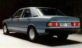 Thumbnail 1985 Mercedes 190D Service Repair Manual 85