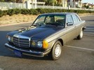 1985 Mercedes 300D Service Repair Manual 85