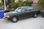 Thumbnail 1985 Mercedes 300TD Service Repair Manual 85
