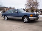 1985 Mercedes 500SEL Service Repair Manual 85