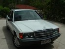 Thumbnail 1986 Mercedes 190D Service Repair Manual 86