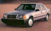 1986 Mercedes 300E Service Repair Manual 86