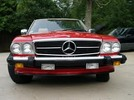 1987 Mercedes 560SL Service Repair Manual 87