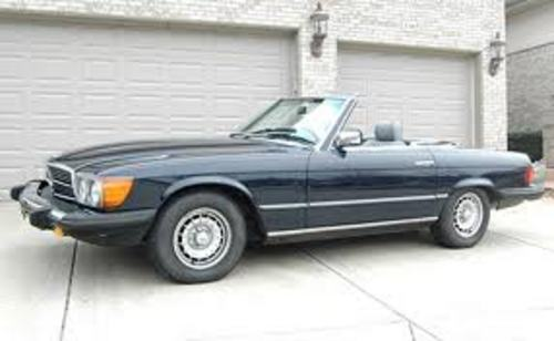 Product picture 1984 Mercedes 380SL Service Repair Manual 84