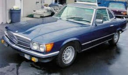 Product picture 1985 Mercedes 380SL Service Repair Manual 85