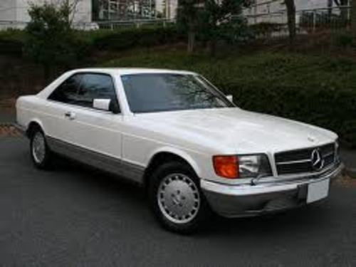Product picture 1985 Mercedes 500SEC Service Repair Manual 85
