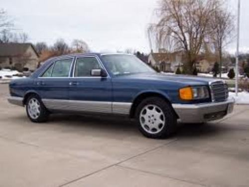 Product picture 1985 Mercedes 500SEL Service Repair Manual 85