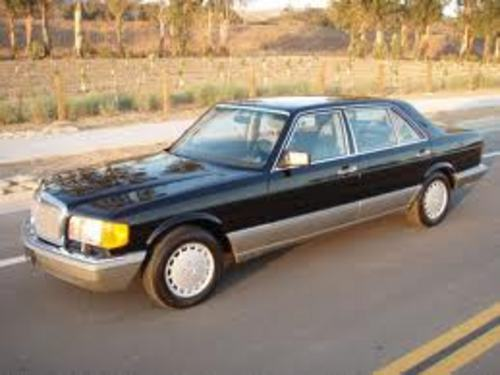 Product picture 1987 Mercedes 300SDL Service Repair Manual 87