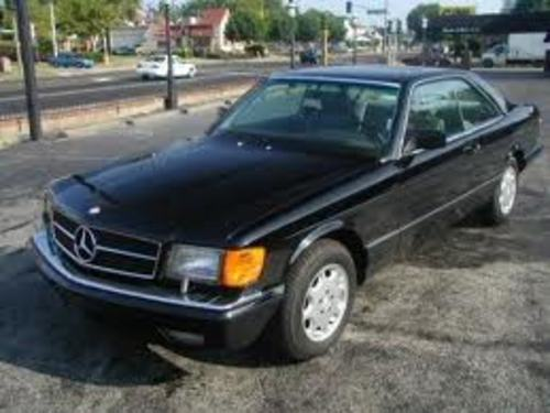 Product picture 1988 Mercedes 560SEC Service Repair Manual 88