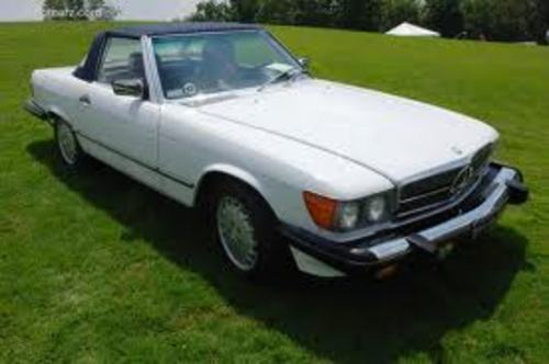 Product picture 1988 Mercedes 560SL Service Repair Manual 88