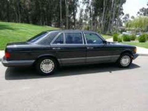 Product picture 1989 Mercedes 560SEL Service Repair Manual 89