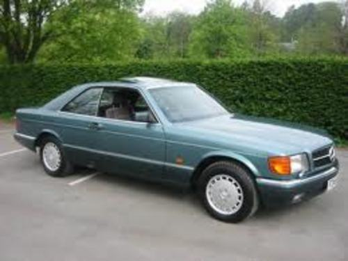 Product picture 1989 Mercedes 560SEC Service Repair Manual 89
