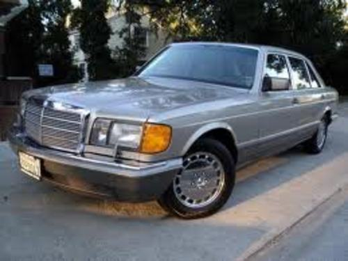 Product picture 1989 Mercedes 420SEL Service Repair Manual 89