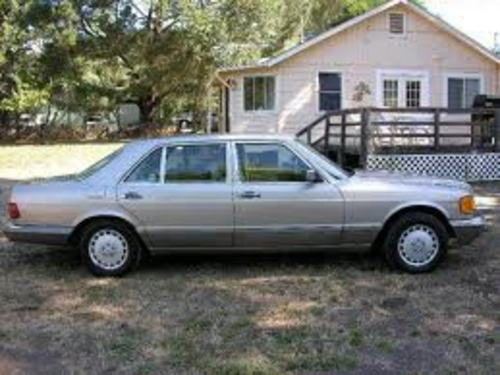 Product picture 1989 Mercedes 300SEL Service Repair Manual 89