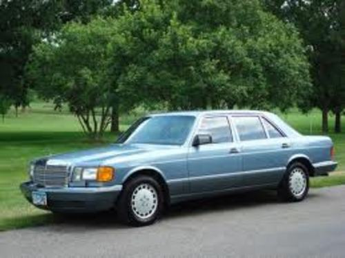Product picture 1988 Mercedes 420SEL Service Repair Manual 88