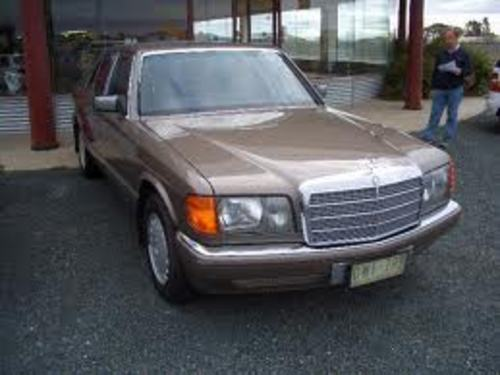 Product picture 1988 Mercedes 300SE Service Repair Manual 88