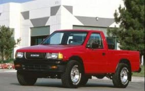 Product picture 1993 Isuzu Pickup Service Repair Manual 93