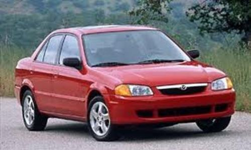Product picture 1999 Mazda Protege Service Repair Manual 99