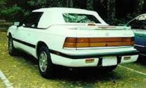 Product picture 1995 Chrysler LeBaron Service Repair Manual 95